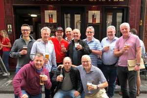 Poly of Wales Football Club Reunion