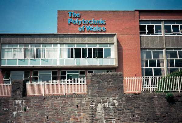 Polytechnic of Wales 1975