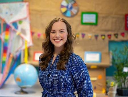 Carys Bowen - Primary Teaching