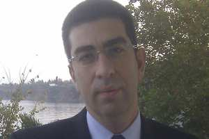 Dr Filippos Proedrou is among seven new research fellows who are joining the National Assembly