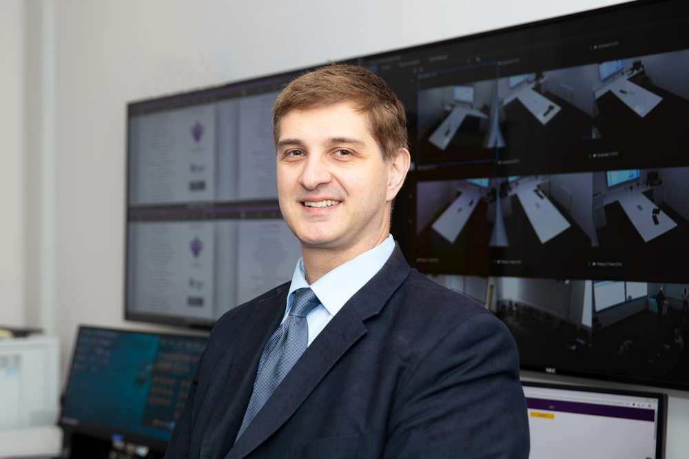 Professor Christian Kaunert