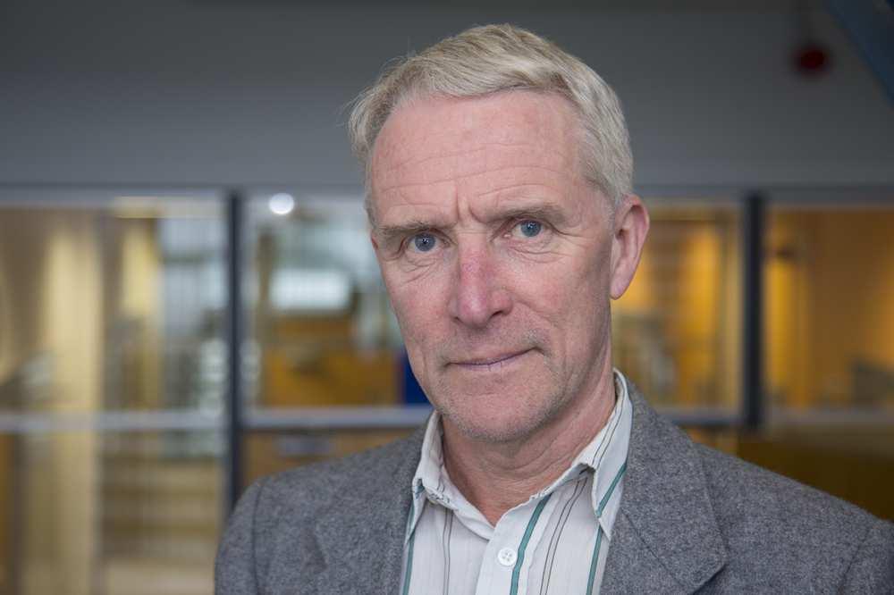 Biotechnologist Professor Denis Murphy
