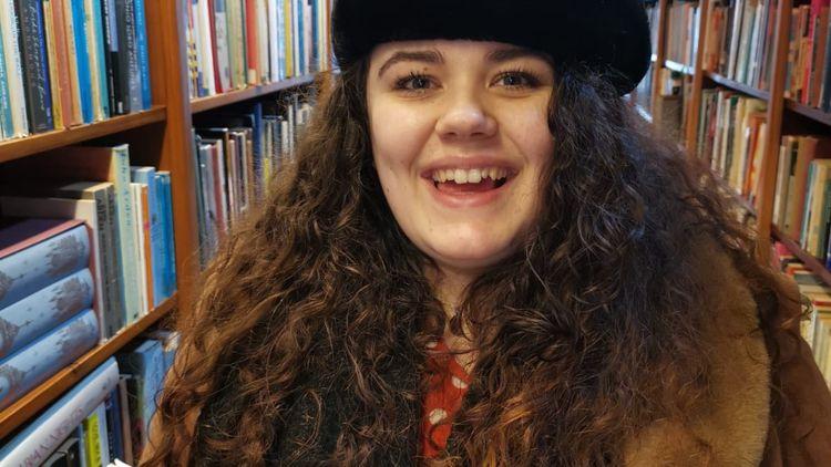 Rachel - English PhD student