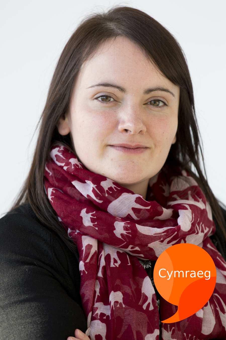Rebecca Bowen - Student Recruitment Officer (Welsh Medium)