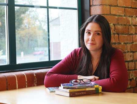 Rebecca Bill - BA English