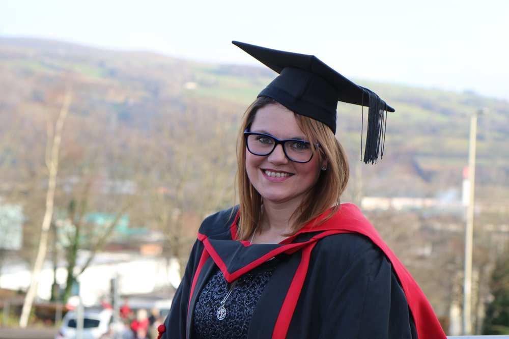 Rebekah Jones has graduated with a degree in nursing. Dec 2016. Neil Gibson