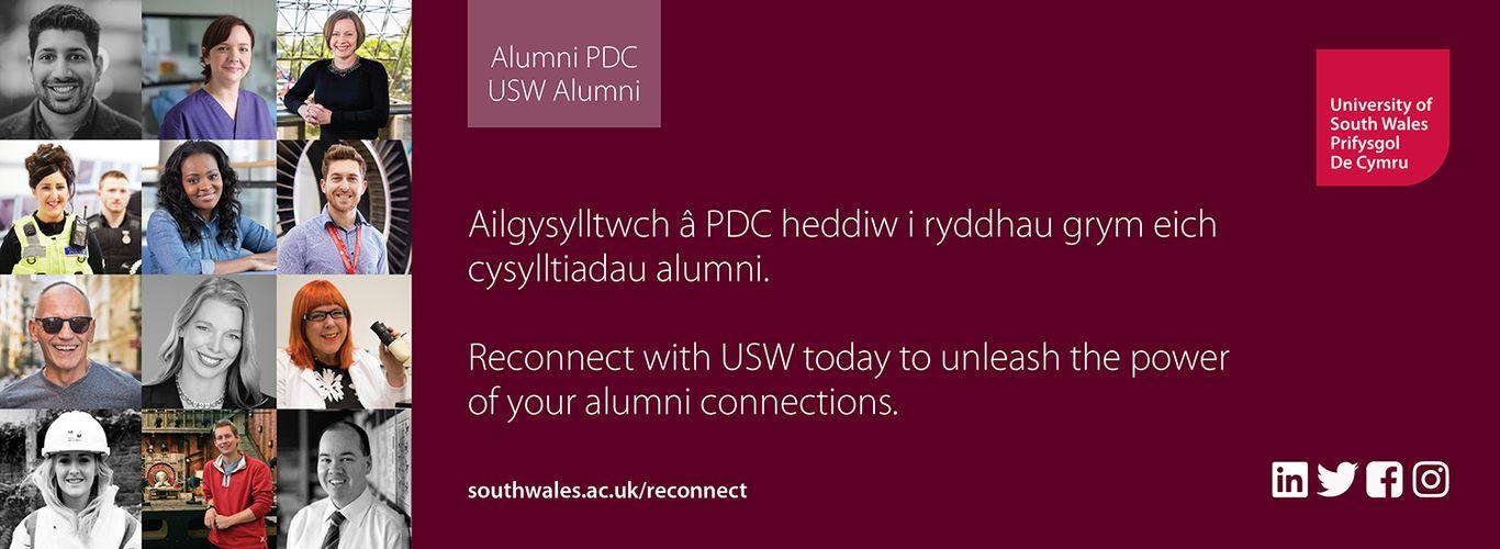 Alumni Reconnect Winter 2018
