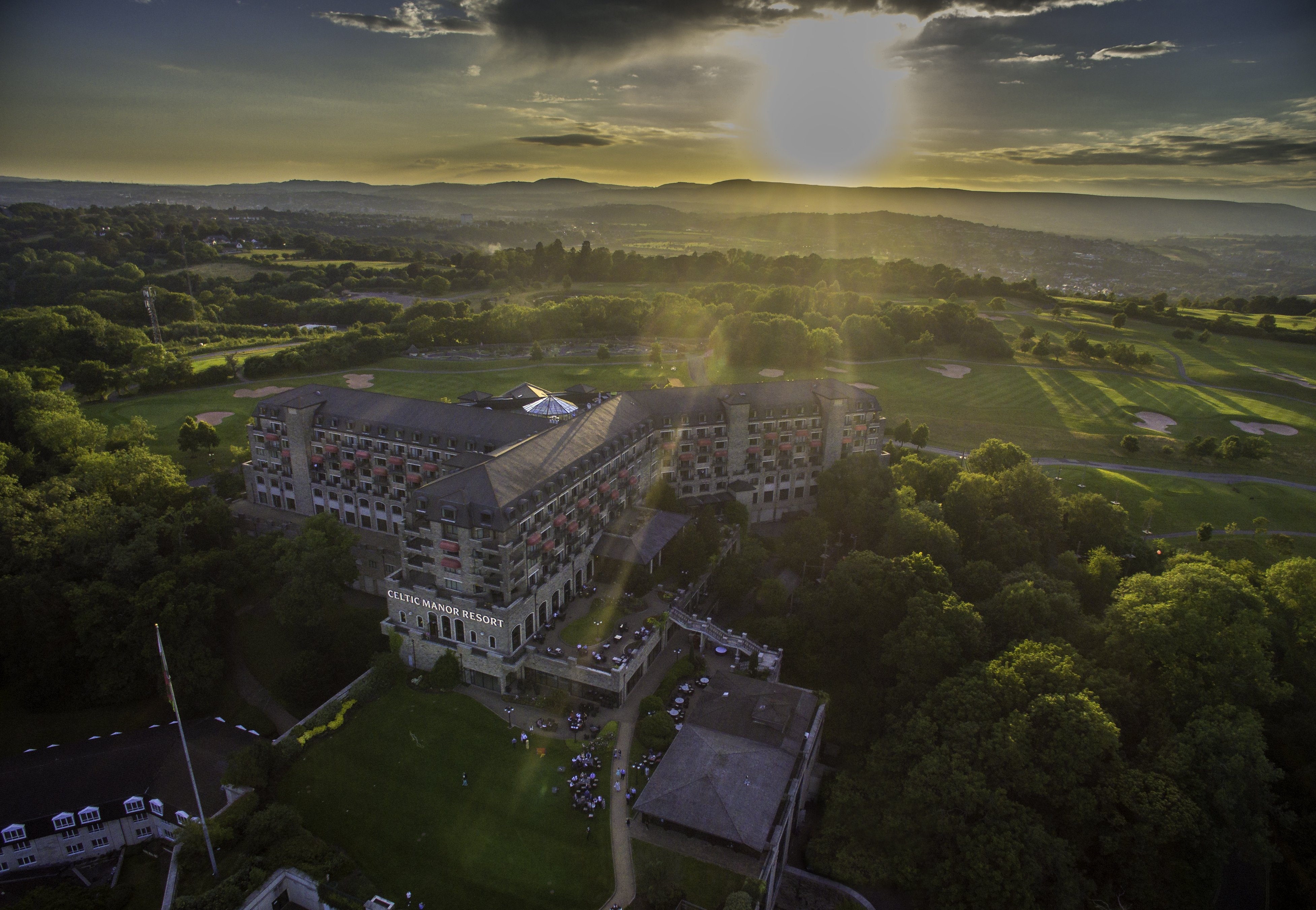 The Celtic Manor is a 5* resort based in Newport, South Wales.