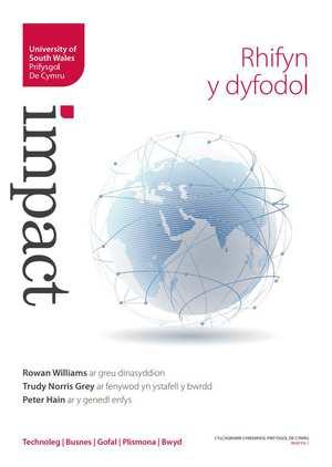 Rhifyn y dyfodol