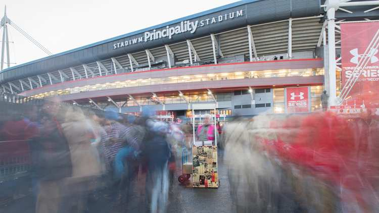 Rhys Skinner - Welsh Rugby Photojournalism