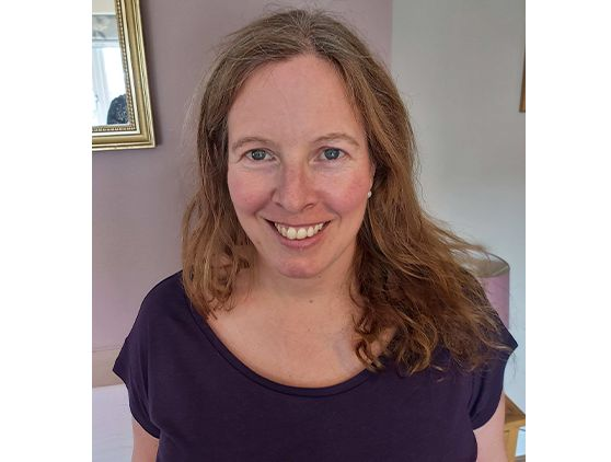 Rosie Parry, doctorate in  Counselling Psychology student