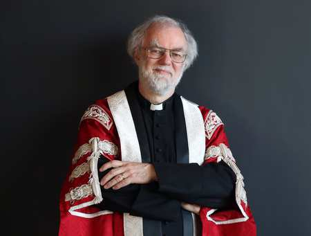Rowan Williams square