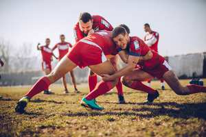 Research into concussion after playing rugby