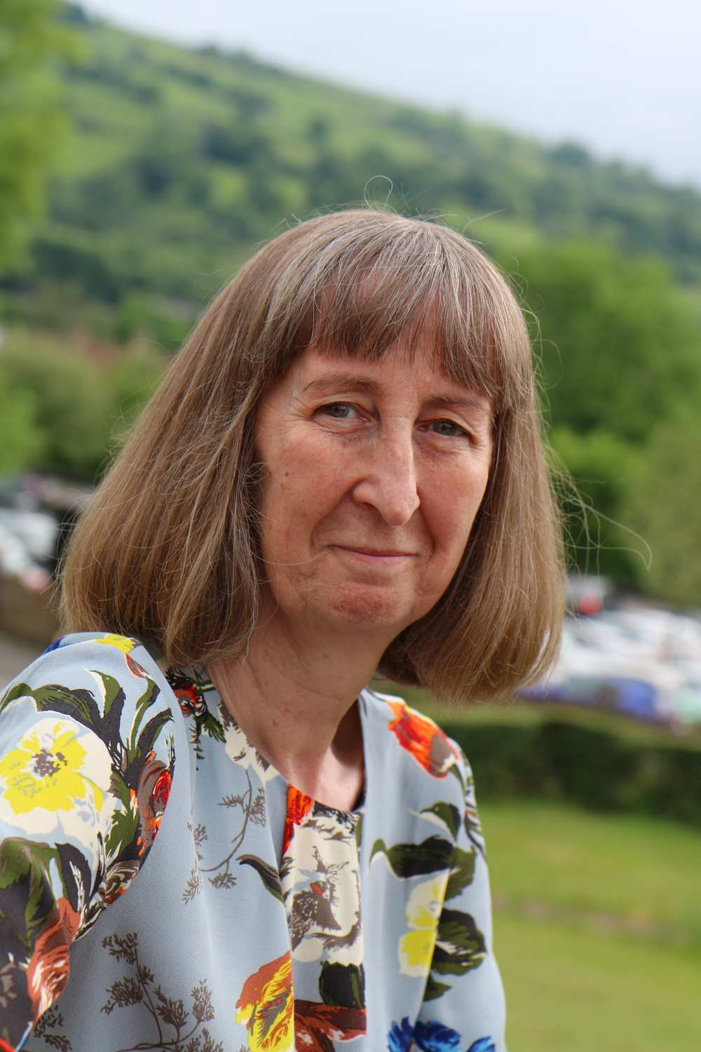 Ruth Northway. Professor of Learning Disability Nursing. OBE. June 2016. Neil Gibson