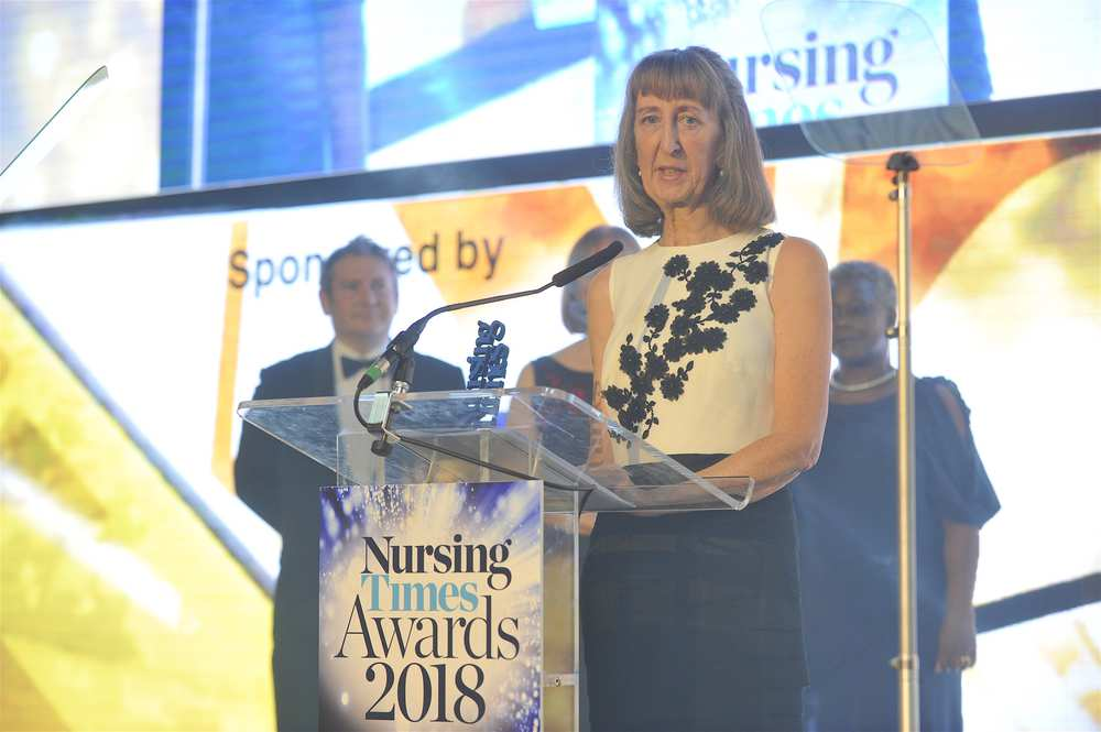 Professor Ruth Northway, Professor of Learning Disability Nursing at USW, has been honoured with the Chief Nursing Officers' Award for Lifetime Achievement.