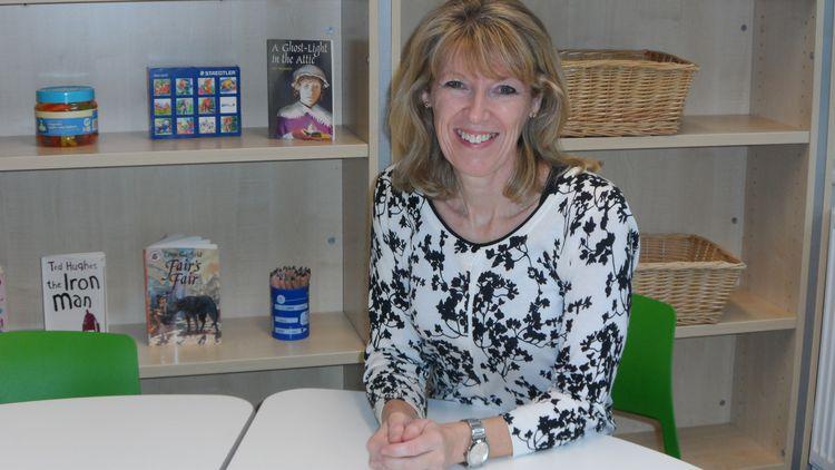 Tracey Evans, teacher training
