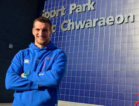 Sam Warburton - rugby coaching master class