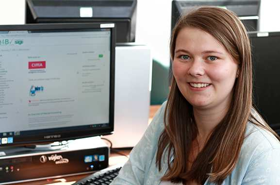 Sarah Liddell  - CIMA accredited Sage Certificate