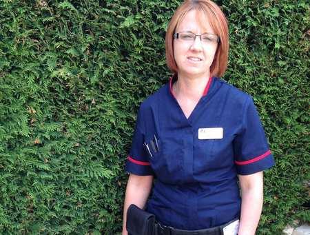 Sarah New, LD nursing graduate