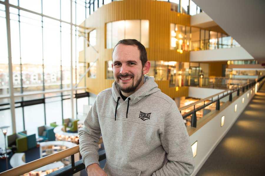 Scott Hann - Primary Teaching Student