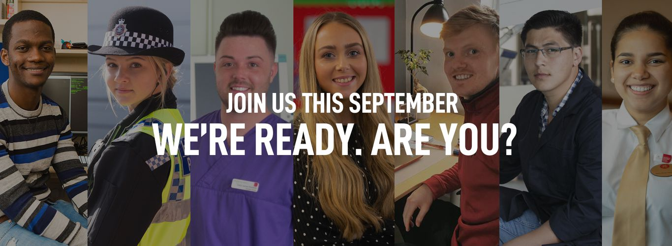 Homepage Banner - September 2020- We're Ready. Are You?