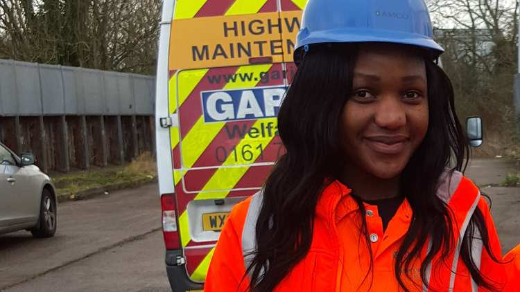 Sharlotte Madziyire, Quantity Surveying and Commercial Management