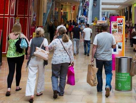 Shopping Cardiff