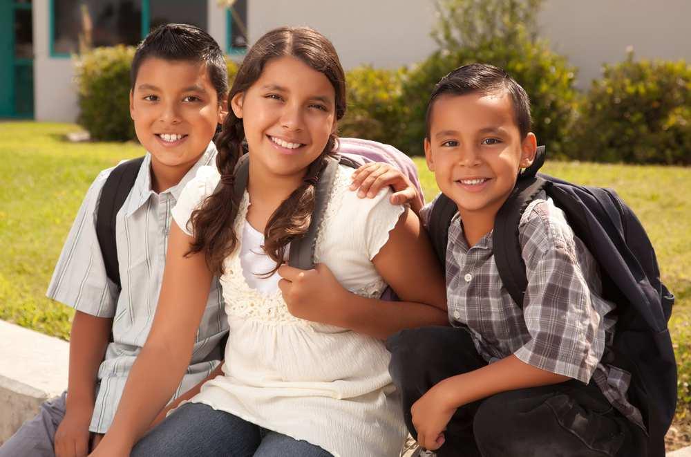 Siblings. Getty Image