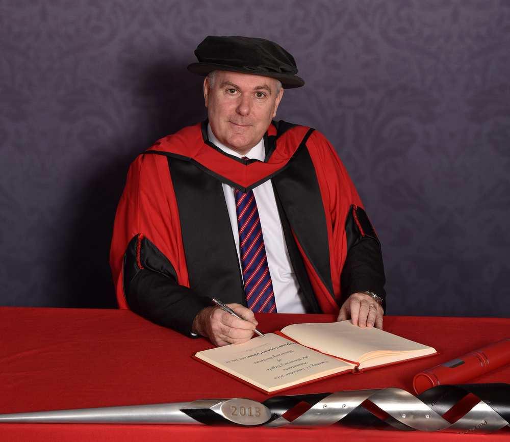 Simon Gibson OBE