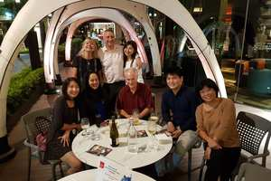 Singapore reception - 31-10-2018
