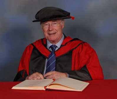 Professor Sir Martin Evans