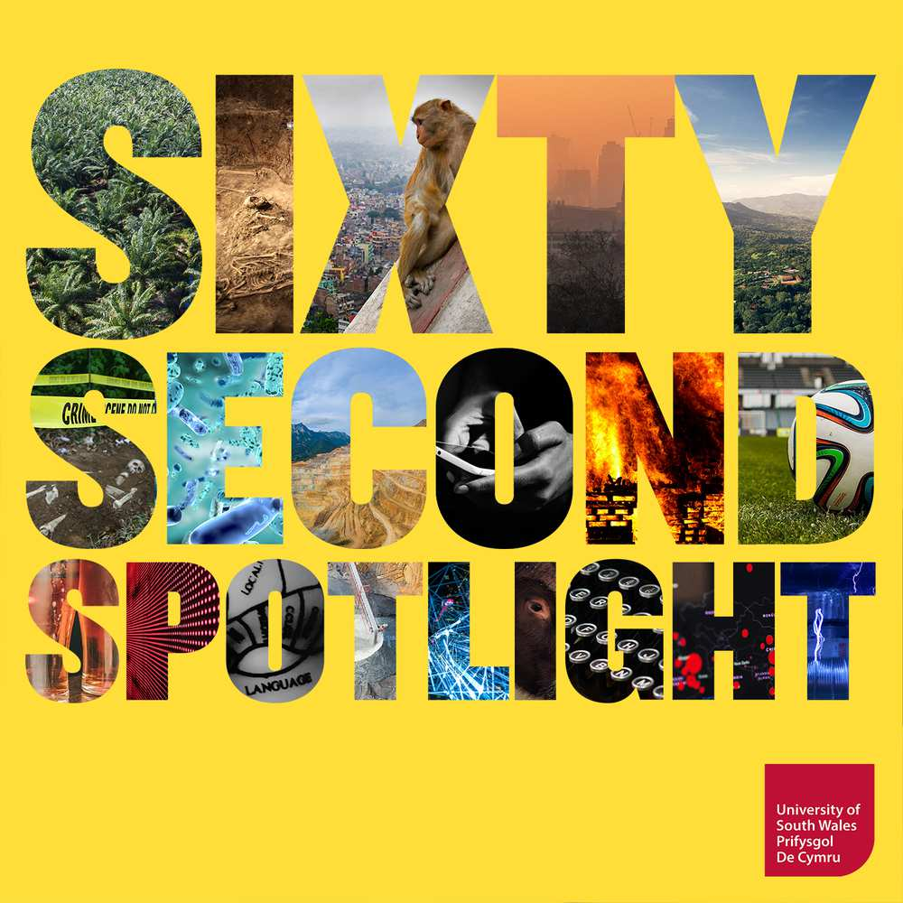 Research Podcasts - Sixty Second Spotlight