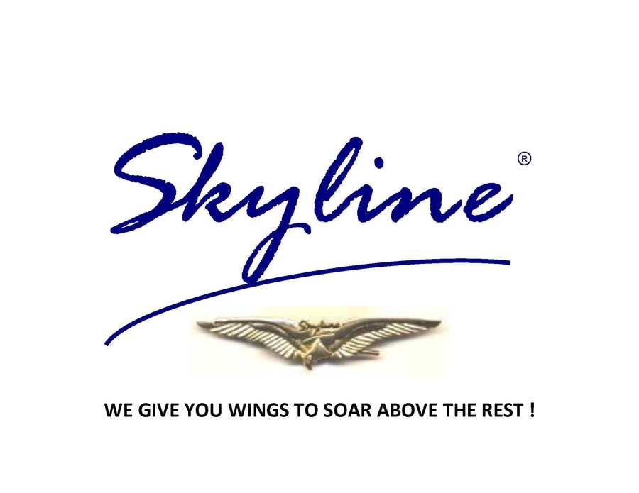 Skyline logo Dubai partner