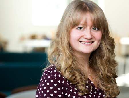 Sophie John, PhD student