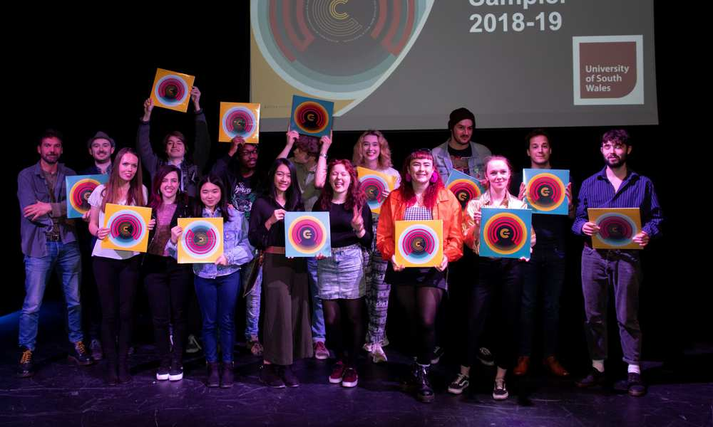 2019 Sound and Music Graduates