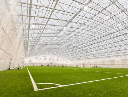 Sport Park Football Pitch