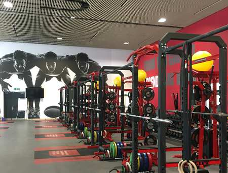 Sport Park S&C Suite