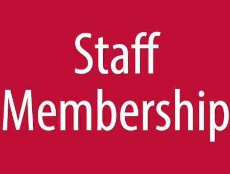Staff Membership