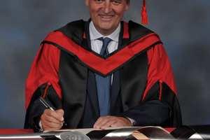 Steven Moffat honorary 2017