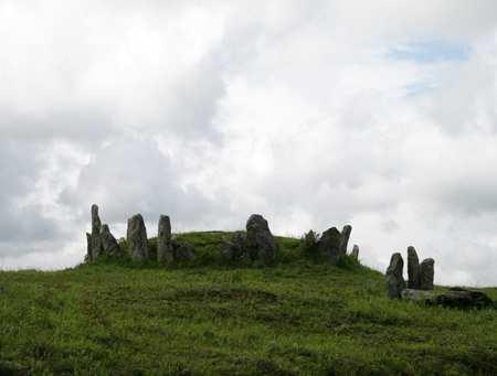 Khasi-stonecircle