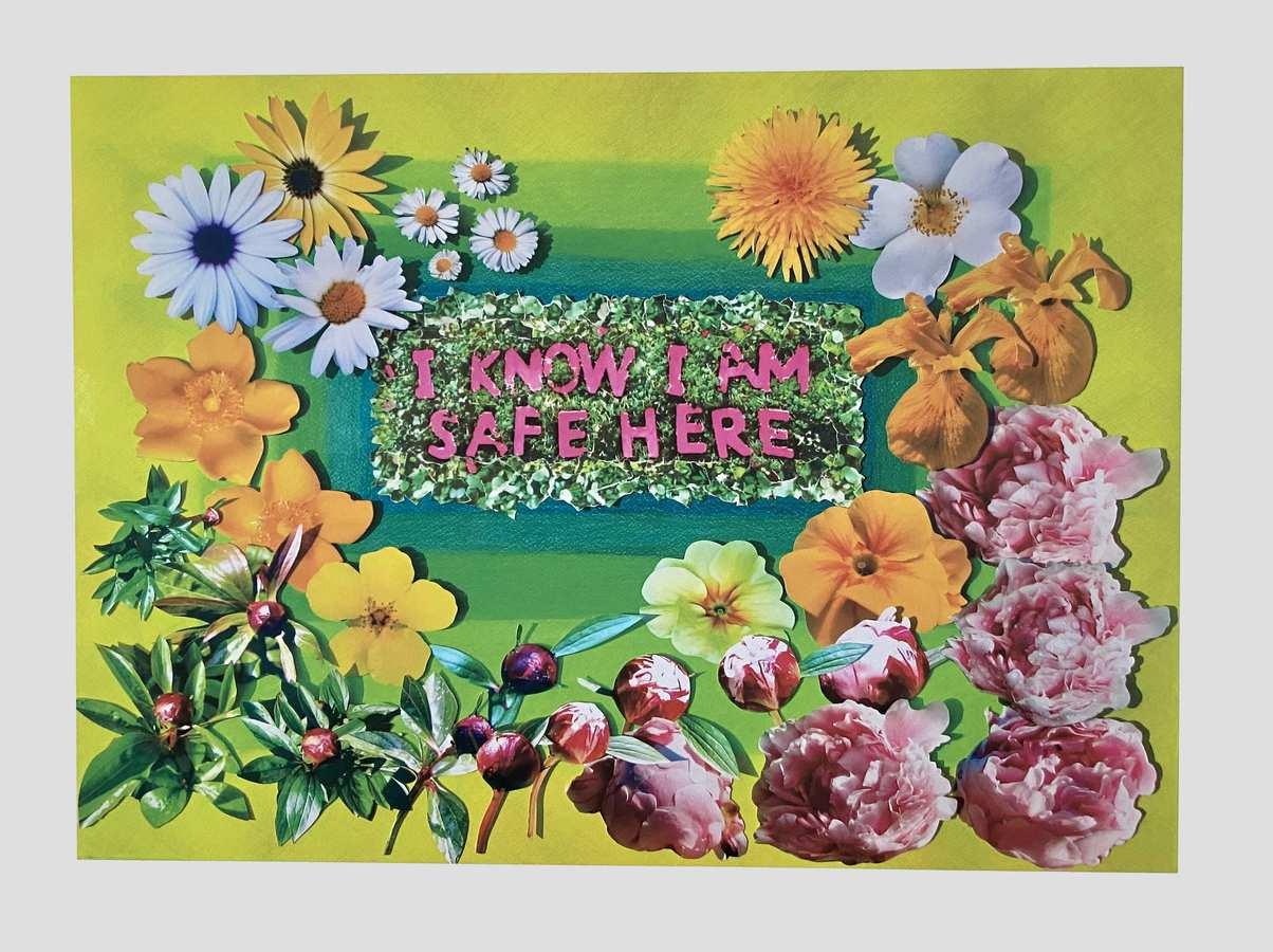 Sue Hosler - I Know I Am Safe Here.jpg