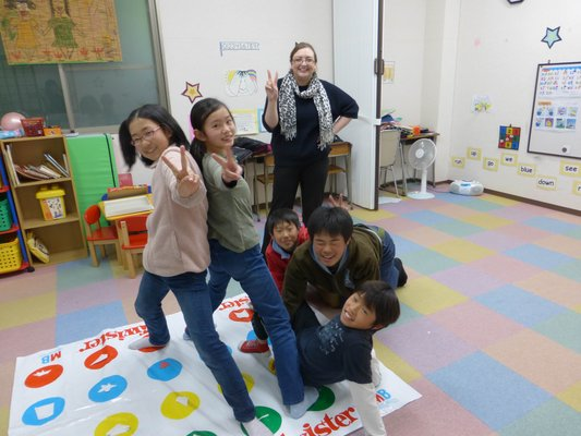 After graduating Ashlee taught in Japan for a year. She is now back in the UK working as a Freelance TESOL tutor.