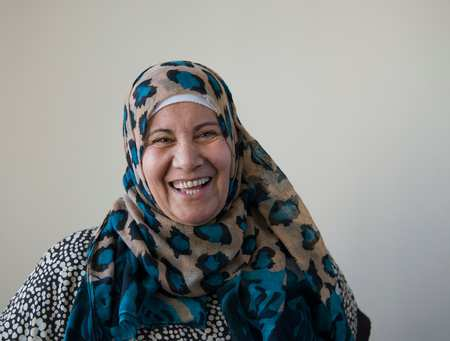 Foda, English Language lessons for Refugees. Image by Veronika Merkova, Photojournalism graduate