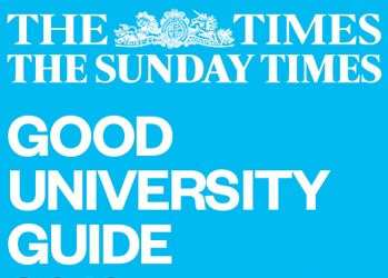 Times Good Universities Guide logo