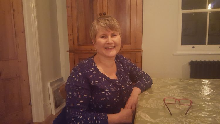 Tina Taylor, Health Visiting course