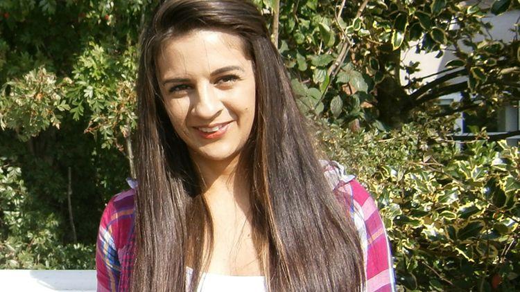 Tonia Ginty, Psychology student