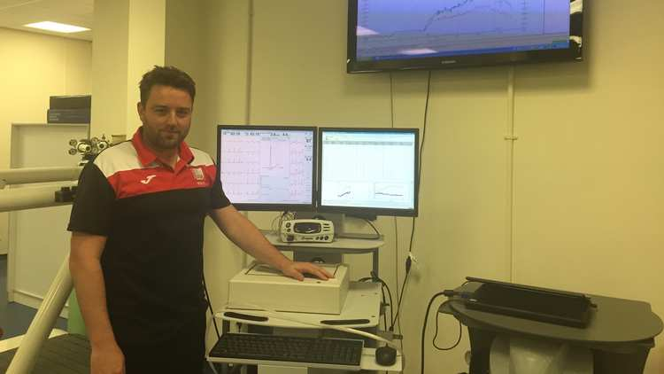 Trevor Harris - sport and exercise science