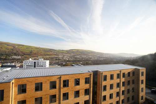 Treforest Halls of Residence Student Accommodation