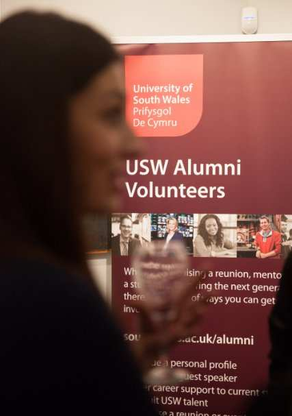 alumni volunteers