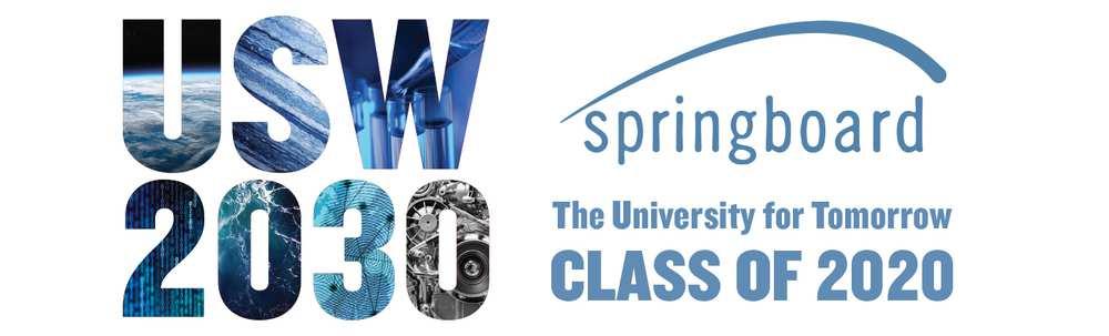 Springboard Graduate Internships 2020-21